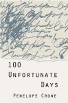 100 Unfortunate Days - Penelope Crowe