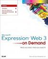 Microsoft Expression Web 3 on Demand - Steve Johnson, Perspection Inc.