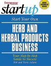 Start Your Own Herb and Herbal Products Business - Rob Adams