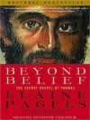 Beyond Belief: The Secret Gospel of Thomas (Audio) - Elaine Pagels, Jennifer Van Dyck