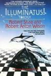 The Illuminatus! Trilogy: The Eye in the Pyramid, The Golden Apple, Leviathan - Robert Shea, Robert Anton Wilson