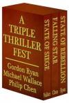 A Triple Thriller Fest - Gordon Ryan, Philip Chen, Michael Wallace