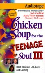 Chicken Soup for the Teenage Soul III: More Stories of Life, Love and Learning (Audio) - Jack Canfield