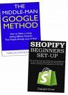 Ideas for First Time Online Business Entrepreneurs: Google Money Method & Shopify Store Set-Up - Daniel Cruz