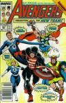 The Avengers #300 : Inferno 2 (Marvel Comics) - Walter Simonson, John Buscema, Tom Palmer