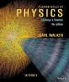 Fundamentals of Physics Extended, 10th Edition - David Halliday