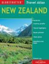 New Zealand Travel Atlas - Bruce Elder, Bruce Elder