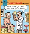 Andy Singer: No Exit (Attitude Featuring) (Attitude Presents) - Andy Singer, Ted Rall