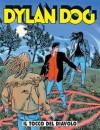 Dylan Dog n. 221: Il tocco del diavolo - Tiziano Sclavi, Paola Barbato, Fabio Celoni