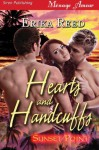 Hearts and Handcuffs [Sunset Point] (Siren Publishing Menage Amour) - Erika Reed