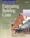 Estimating Building Costs: For Residential and Light Commercial Contractor (RSMeans) - Wayne J. Delpico