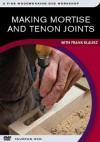 Making Mortise & Tenon Joints - Frank Klausz
