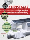 Christmas Clip Art for Machine Embroidery - Alan Weller