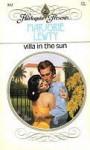 Villa In The Sun (Harlequin Presents No 932) - Marjorie Lewty