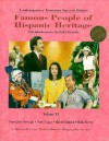 Contemporary American Success Stories: Famous People of Hispanic Heritage, Vol. 6 - Barbara J. Marvis, Barbara Tidman, Theresa S. Swanson