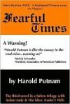 Fearful Times - Harold Putnam