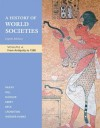 A History of World Societies, Volume A: From Antiquity to 1500 - John P. McKay, Bennett D. Hill, John Buckler, Patricia Buckley Ebrey, Roger B. Beck, Clare Haru Crowston, Merry E. Wiesner-Hanks