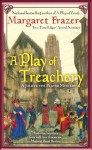 A Play of Treachery - Margaret Frazer