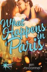 What Happens in Paris (Adventures Abroad) - Jen McConnel