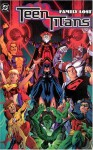 Teen Titans, Vol. 2: Family Lost - Geoff Johns, Mike McKone, Ivan Reis, Tom Grummett, Marlo Alquiza, Kevin Conrad, Marc Campos, Norm Rapmund, Jeremy Cox, Sno-Cone