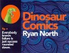 Dinosaur Comics, fig. e: Everybody Knows Failure Is Just Success Rounded Down - Ryan North, Andrew Hussie
