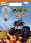 A Messy Day in Trucktown - Siobhan Ciminera, Jon Scieszka, David Shannon, Loren Long