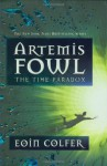 Artemis Fowl & The Time Paradox Signed E - Eoin Colfer