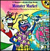 Monster Market: A Muppet Lift-the-Flap Book - Alison Inches