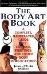 Body Art Book - Jean Miller