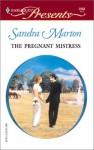 The Pregnant Mistress (Modern Romance) - Sandra Marton