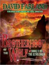 Brotherhood of the Wolf (MP3 Book) - David Farland, Ray Porter