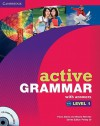 Active Grammar Level 1 with Answers and CD-ROM (Active Grammar With Answers - Fiona Davis