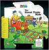 The Great Train Ride Puzzle Track Book - School Specialty Publishing