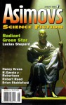 Asimov's Science Fiction, August 2000 - Gardner R. Dozois, R. Garcia y. Robertson, Lucius Shepard, Robert Reed, Nancy Kress, Brian Stableford, R. Neube, Steven Utley, Joe Haldeman, Karen Haber, James Patrick Kelly, Paul Di Filippo, Erwin S. Strauss
