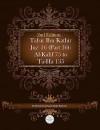 Tafsir Ibn Kathir Juz' 16 (Part 16): Al-Kahf 75 to Ta-Ha 135 2nd Edition - Muhammad Saed Abdul-Rahman