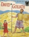 David And Goliath - Arch Books, Martha S. Jander