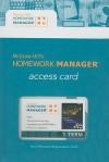 Homework Manager Passcode Card to accompany Financial Accounting Fundamentals - John J. Wild