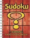 Sudoku - Red - Hinkler Books