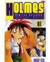 HIMITSU KEISATSU HOLMES (series 1-9) - Eiji Inuki