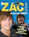 Zac Efron Annual 2009 - Posy Edwards