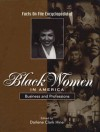 Facts on File Encyclopedia of Black Women in America: Business and Professions (Facts on File Encyclopedia of Black Women in America) - Kathleen Thompson, Darlene Clark Hine