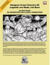 Dungeon Crawl Classics #0: Legends Are Made, Not Born - Chris Doyle