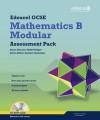 Gcse Mathematics Edexcel 2010: Spec B Assessment Pack - Kevin Tanner, Gareth Cole, Michael Flowers, Rob Summerson, Julie Bolter, Rob Pepper, Joe Petran, Keith Pledger, Graham Cumming, Karen Hughes