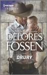 Drury (The Lawmen of Silver Creek Ranch) - Delores Fossen