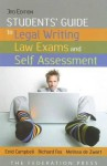 Students' Guide To Legal Writing, Law Exams And Self Assessment - Enid Campbell, Richard Fox, Melissa de Zwart