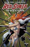 Red Sonja: Black Tower #2 - Frank Tieri, Cezar Razek