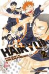 haikyuu! vol 2 - Haruichi Furudate