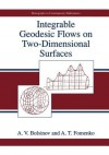 Integrable Geodesic Flows on Two-Dimensional Surfaces - A.V. Bolsinov, A.T. Fomenko