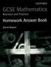 Gcse Mathematics: Revision and Practice: Homework Answer Book - David Rayner