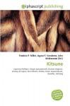 Kitsune - Frederic P. Miller, Agnes F. Vandome, John McBrewster